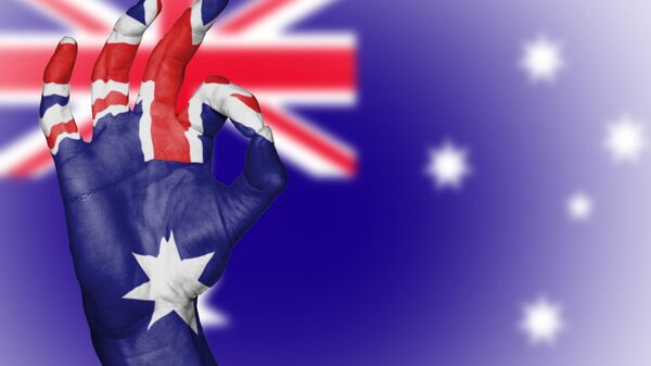 Flag of Australia - Sputnik International