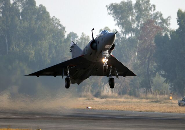 Mirage aircraft of the Pakistan Air Force (PAF) (File)
