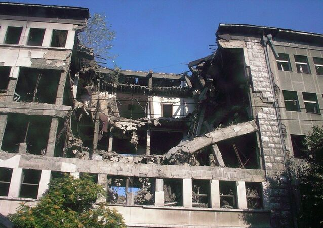 NATO 1999 bombings in Serbia