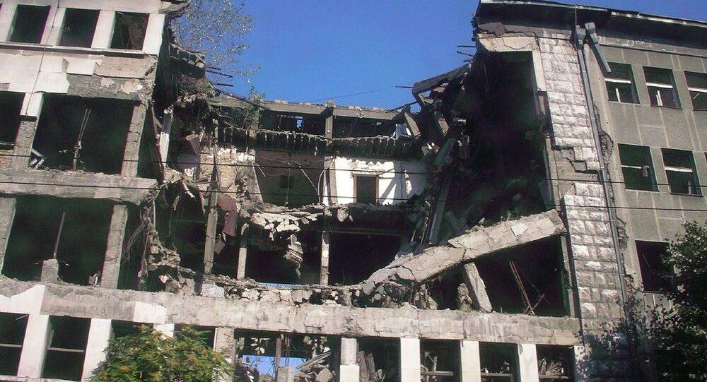 NATO 1999 bombings in Serbia