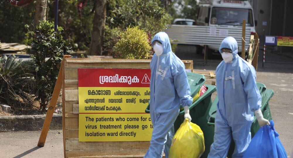 India Bans Exports of Drug Ingredients Amid Coronavirus Concerns