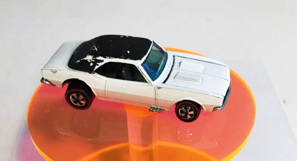 The 1968 Custom Camaro