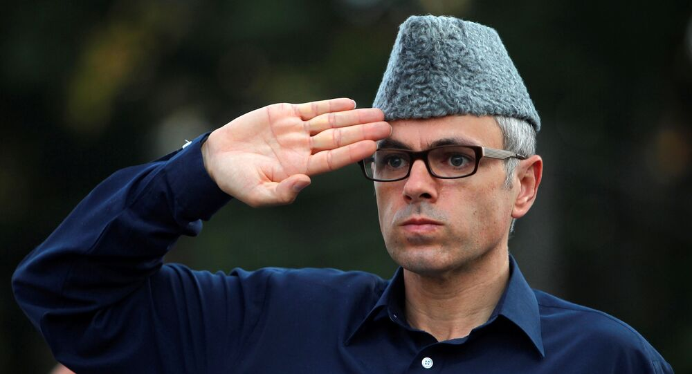 Kashmir's Chief Minister Omar Abdullah (File)