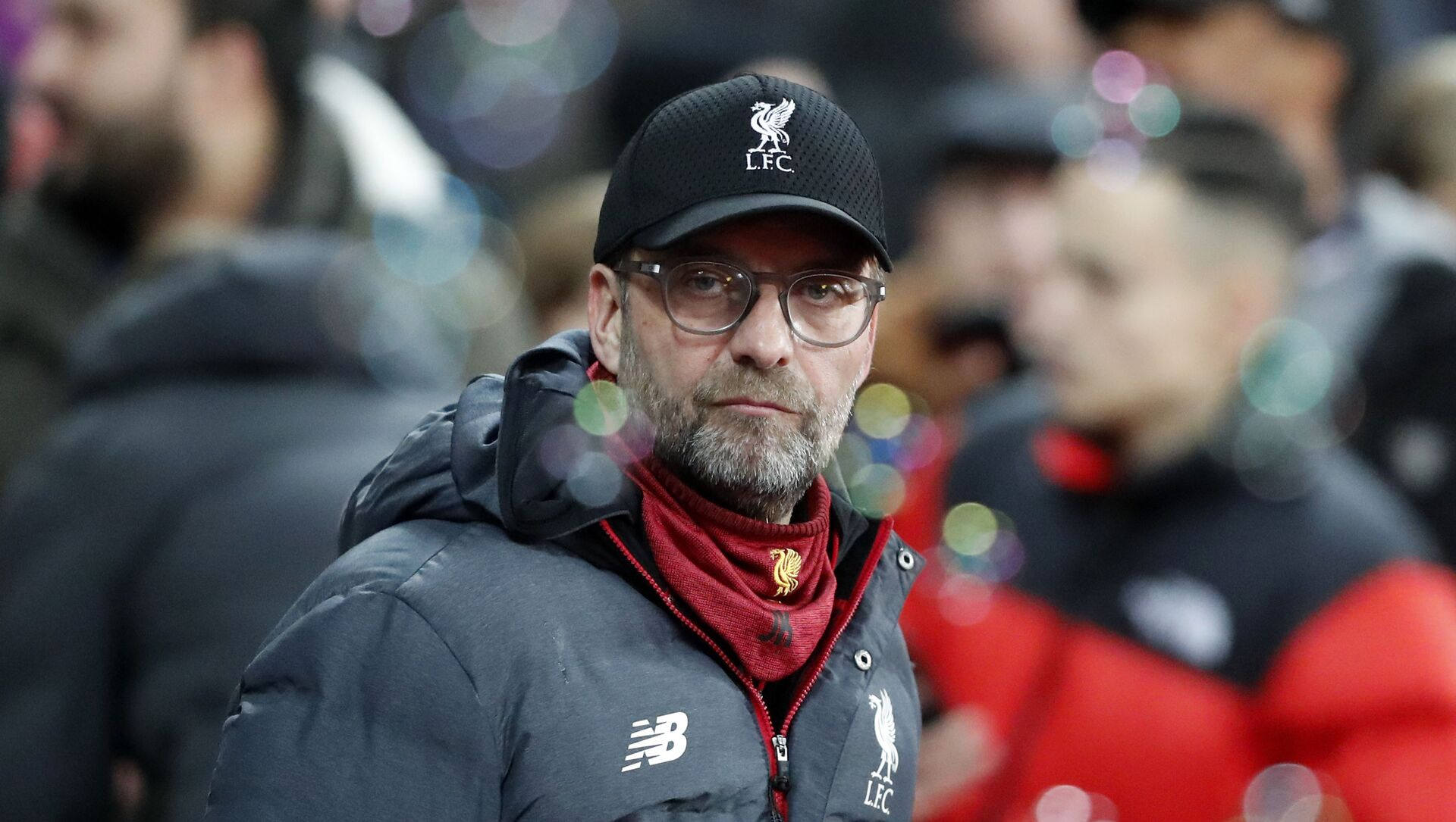Liverpool's manager Jurgen Klopp looks on before the English Premier League soccer match between West Ham Utd and Liverpool at the London Stadium in London, Wednesday, 29 January 2020 - Sputnik International, 1920, 24.05.2021
