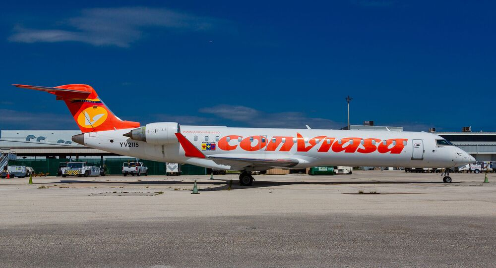 Consorcio Venezolano de Industrias Aeronauticas y Servicios Aereos (Conviasa)