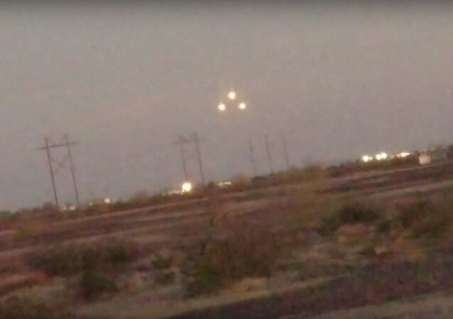 UFOs Over Yuma