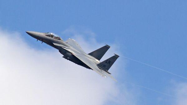 F-15E Strike Eagle - Sputnik International