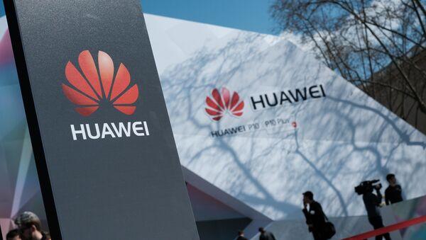 Huawei   - Sputnik International