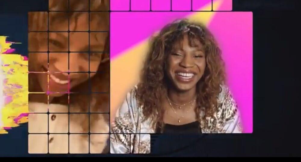 Screenshot from Big Brother Sverige's presentation video