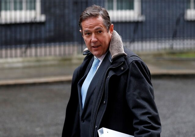 FILE PHOTO: Barclays' CEO Jes Staley arrives at 10 Downing Street in London, Britain january 11, 2018