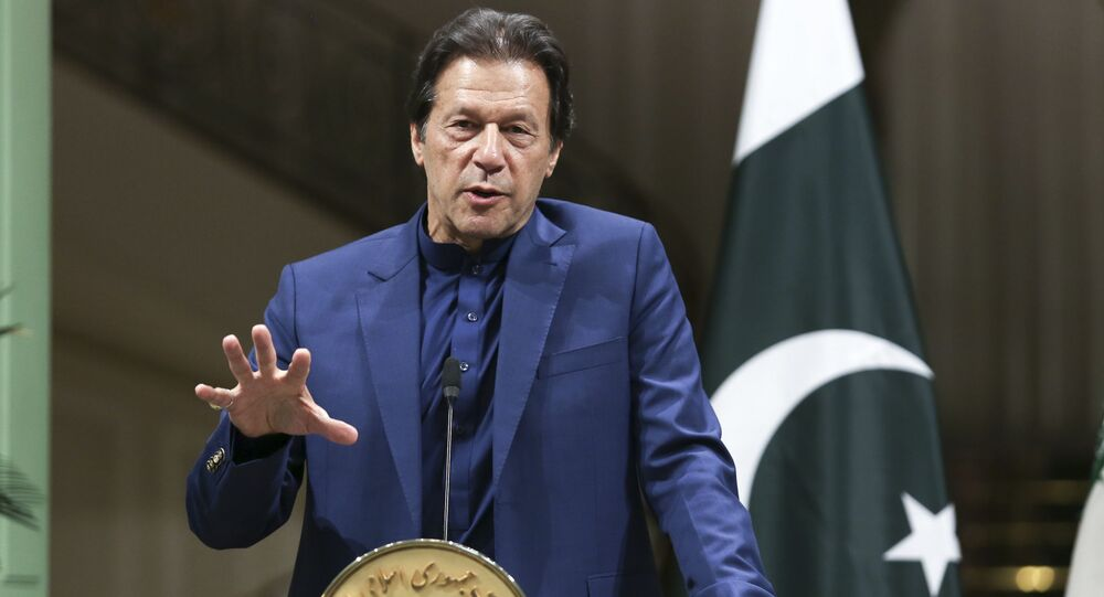 Pakistan PM Imran Khan slammed for saying Osama bin Laden was 'martyred'