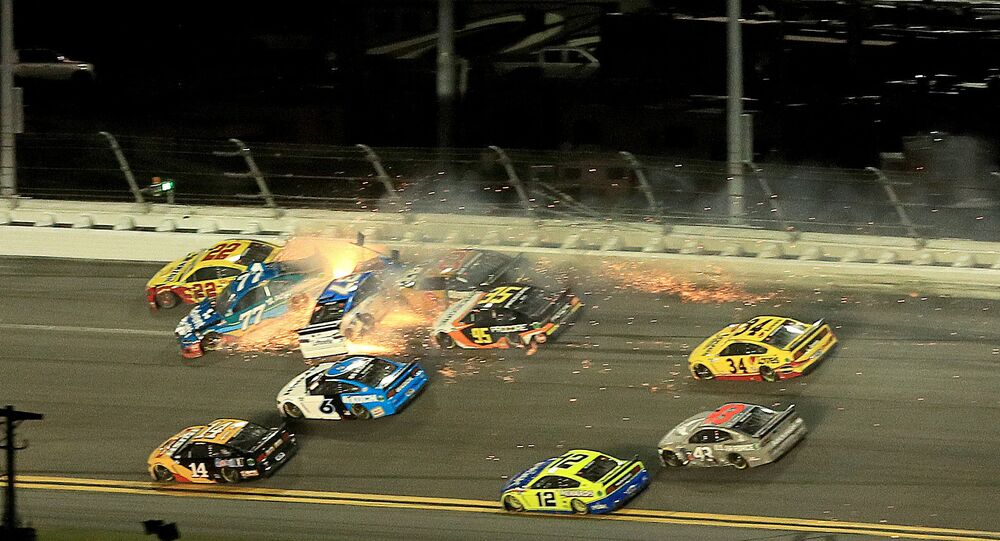 The NASCAR Cup Series 62nd Annual Daytona 500 at Daytona International Speedway on February 17, 2020