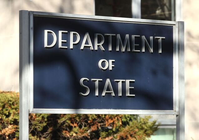 he U.S. Department of State is seen on January 6, 2020 in Washington, DC.