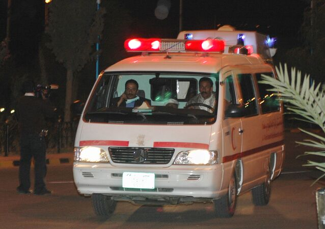 Yemeni Ambulance (File)