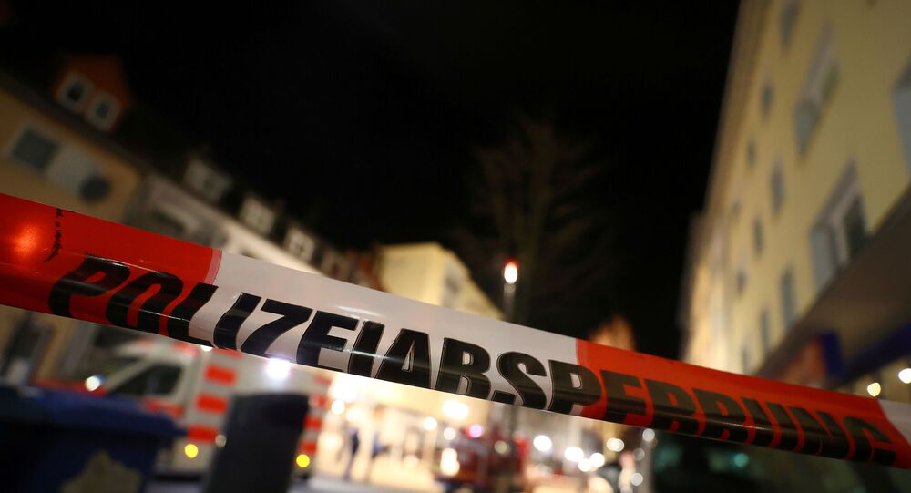 Politically Motivated Crimes in Germany Hit 20-Year High, Interior Ministry's Data Shows