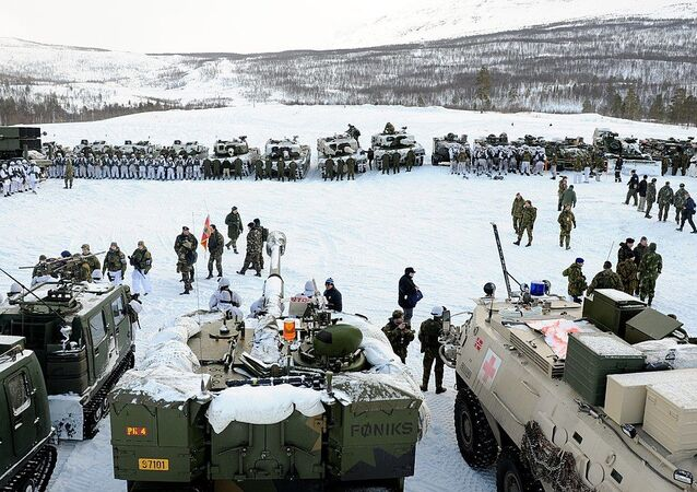 Cold Response military exercise