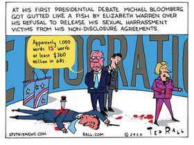 Democratic Bloodbath
