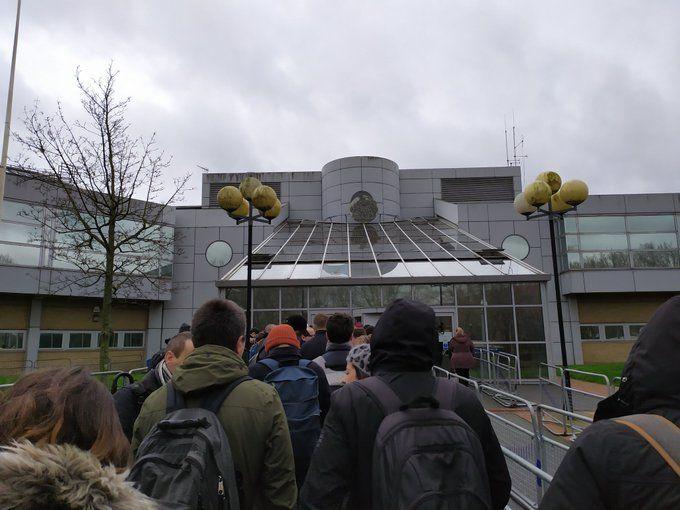 Woolwich Crown Court/ Belmarsh Magistrates' Court  Assange Hearing 24 February 2020