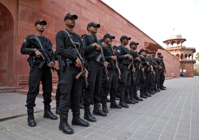 Members of an anti-terror squad. India (File)