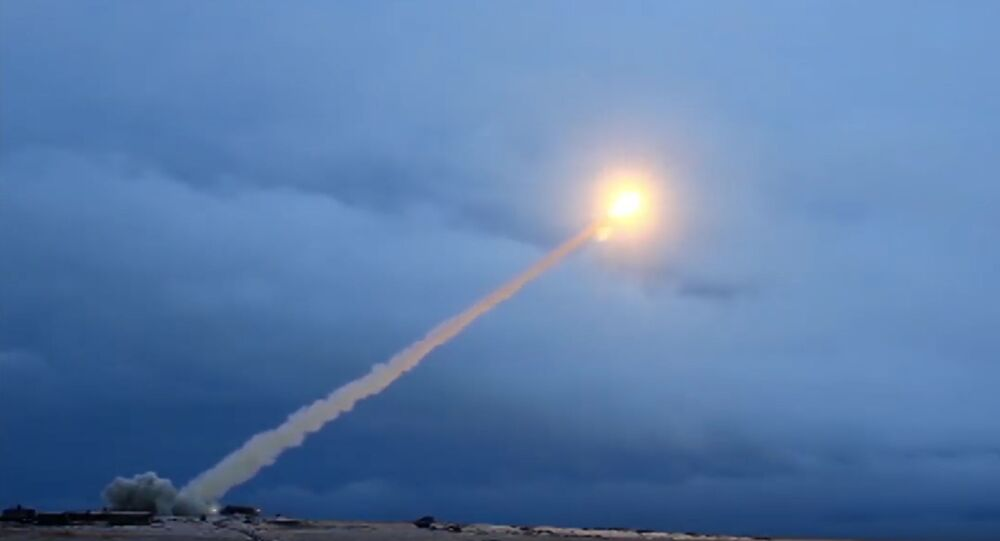 Tests of the Russian Burevestnik nuclear-powered cruise missile