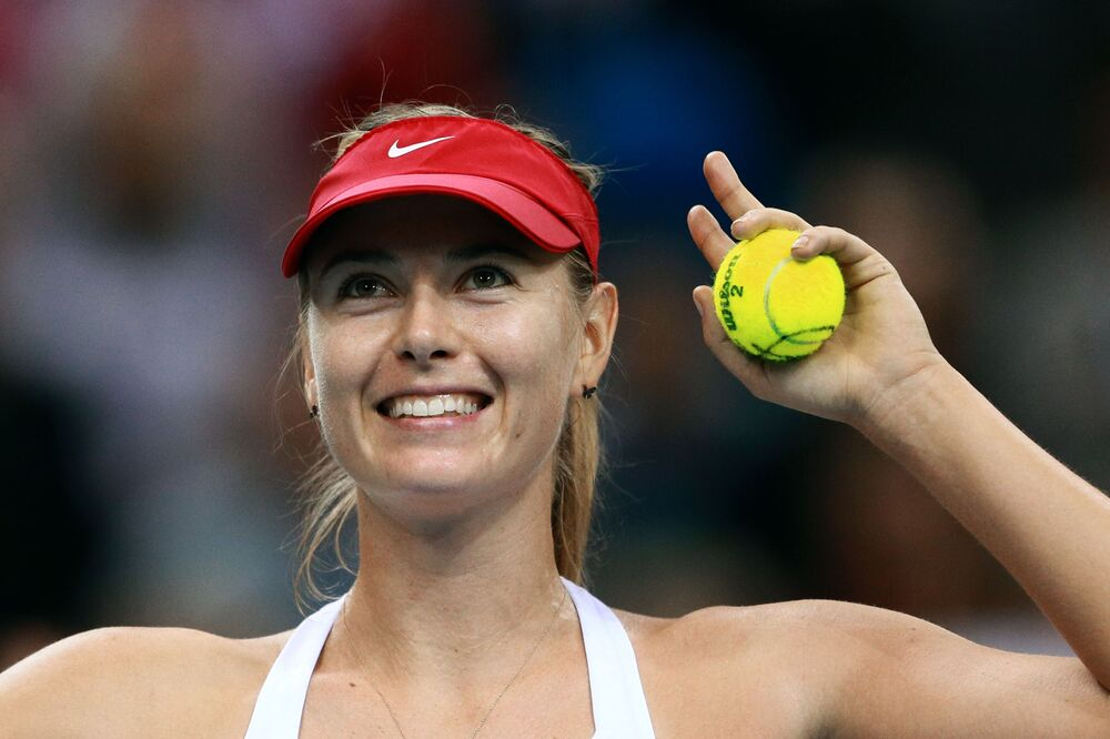 Farewell to Sports: Russian Tennis Legend Sharapova Finishes Her Career