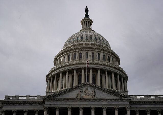 The U.S. Capitol Building is seen on Capitol Hill in Washington, U.S., February 4, 2020