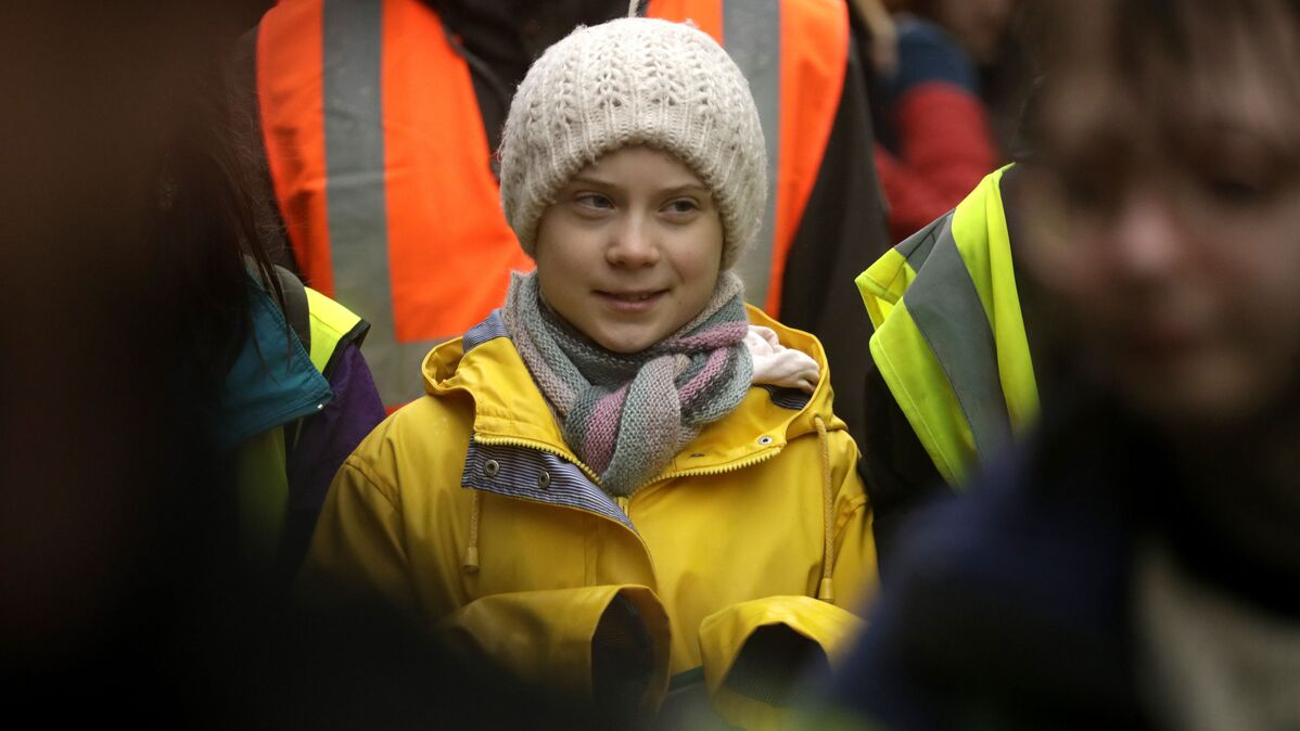 Greta Thunberg Canadian Police Refuse To Investigate Sexually