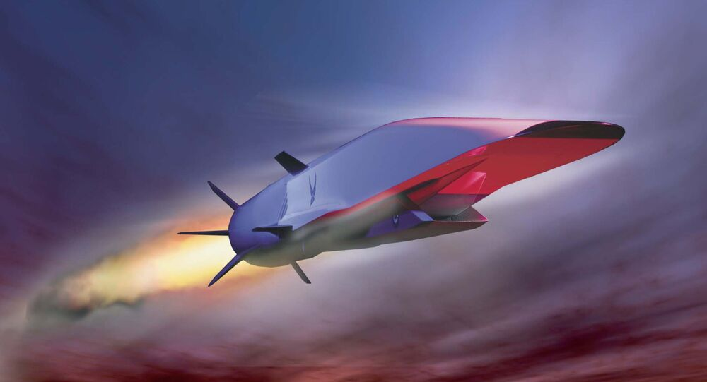 X-51A Waverider demonstrating hypersonic flight