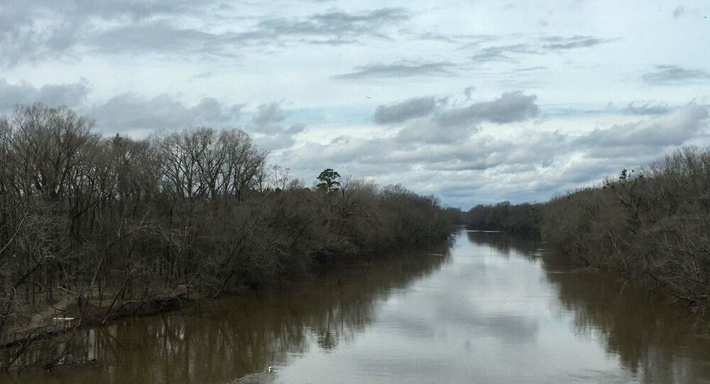 Cape Fear River in North Carolina