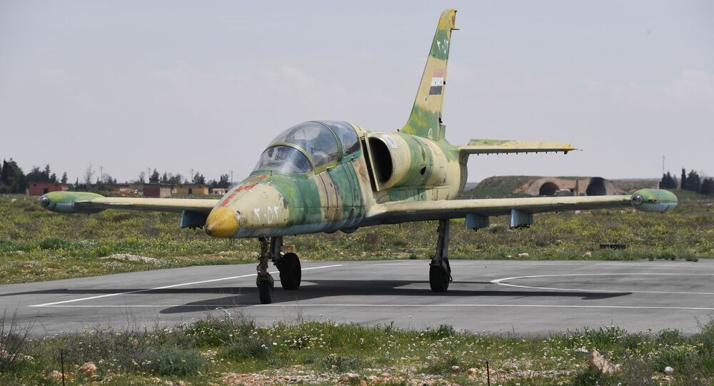 Syrian Air Forces L-39