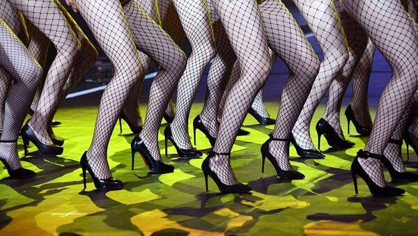 Female legs - Sputnik International