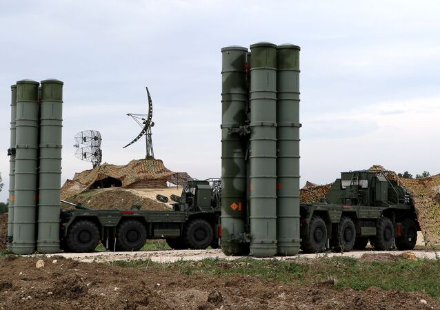 S-400 Triumf missile system