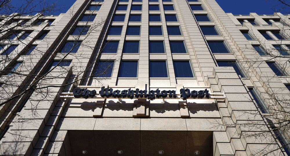 First NYTimes, now Washington Post sued by Trump's campaign