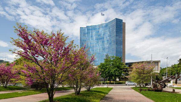 WIPO Main Building (Arpad Bogsch Building) - Sputnik International
