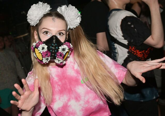 Sick Fashion: Face Masks Become Mainstream Amid Coronavirus Outbreak