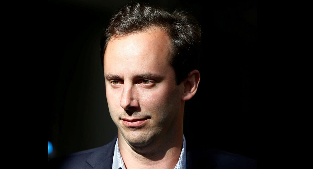Former Google and Uber engineer Anthony Levandowski leaves the federal court after his arraignment hearing in San Jose, California, U.S. August 27, 2019