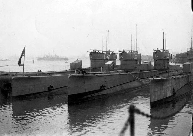 British L-class submarines