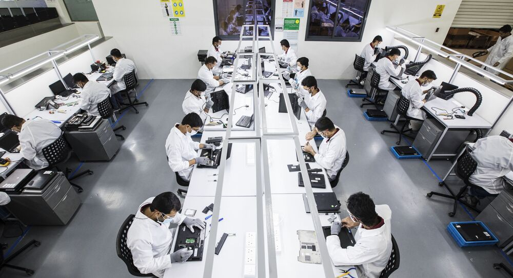Circular Computing factory UAE