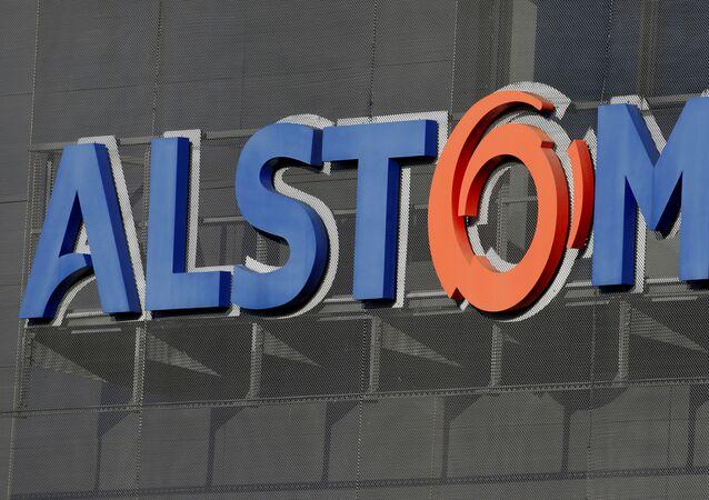 Alstom's plant in Semeac near Tarbes, France