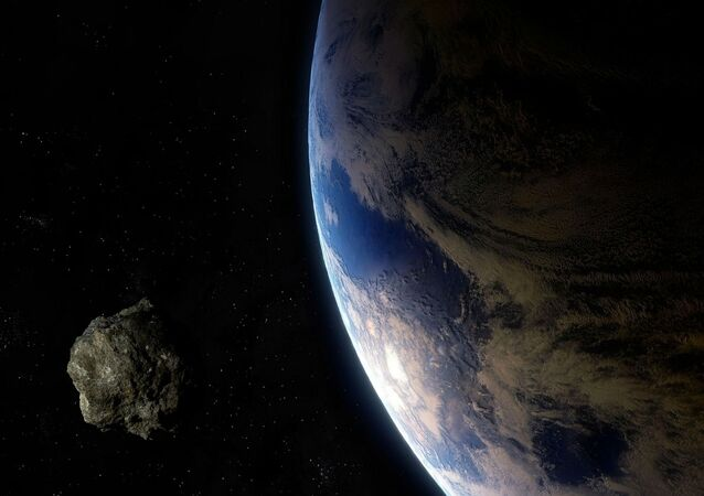 Asteroid near the Earth
