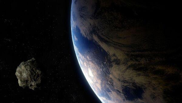 Asteroid near the Earth - Sputnik International