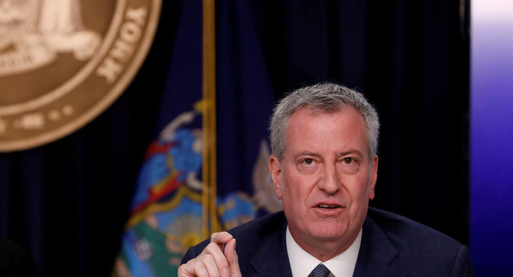 Coronavirus cases reach 16 in New York City