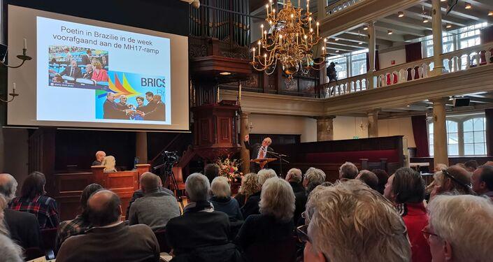 MH17 – Quest for Justice Symposium, Amsterdam.