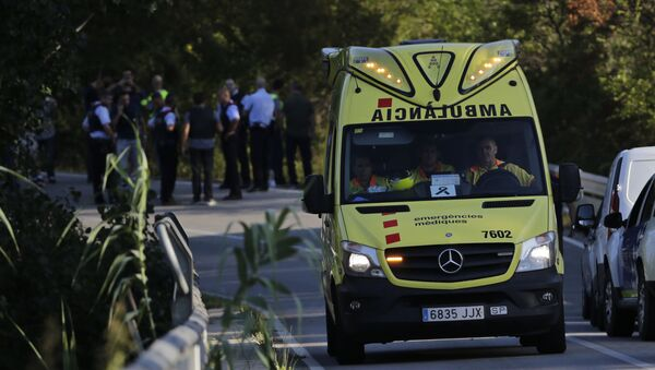 Spanish ambulance (File) - Sputnik International