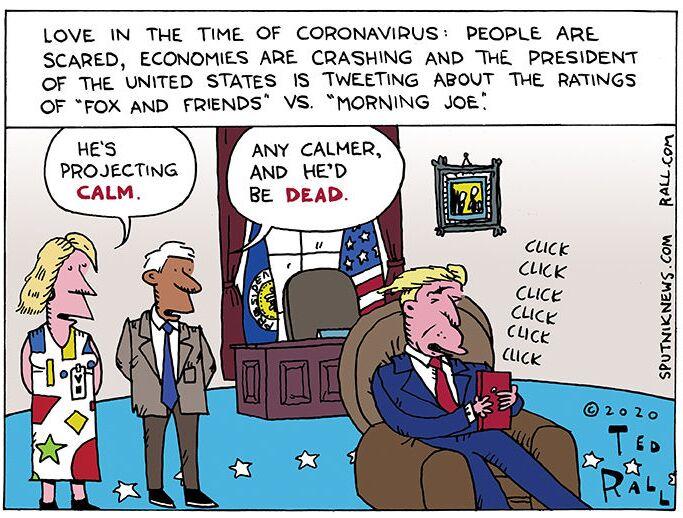 Calming Coronavirus