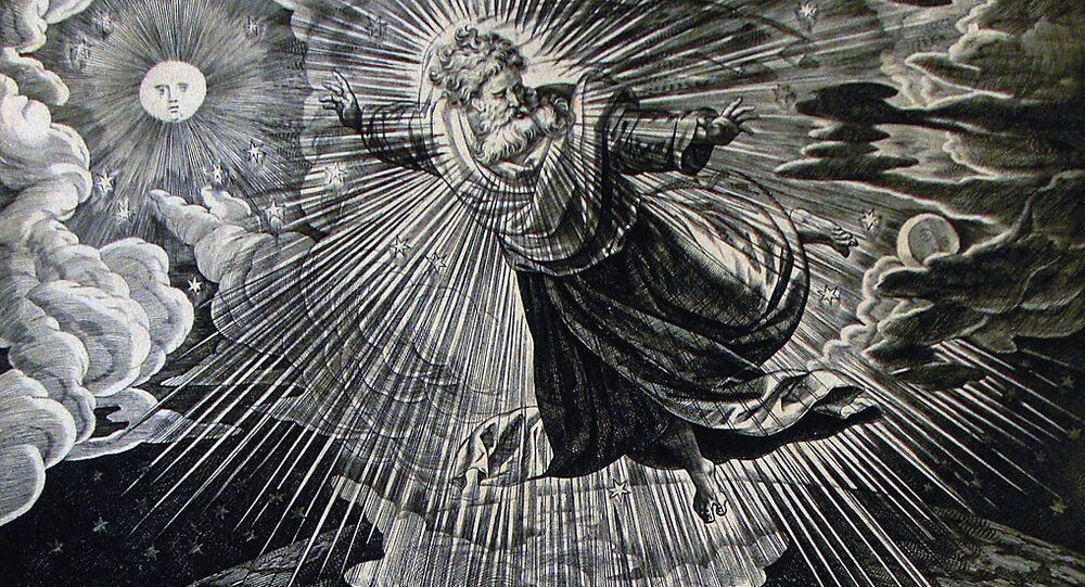 The Almighty. Genesis cap 1 v 16. De Vos
