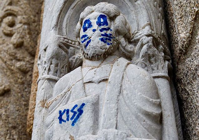 From Raphael to Banksy: How Vandals Ruin Artwork All Over the World