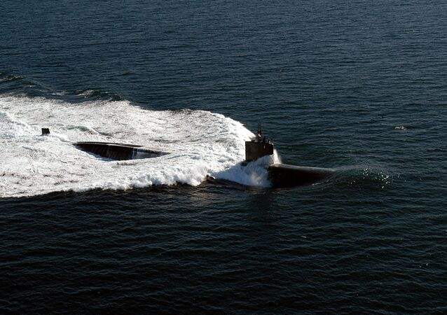 Los Angeles Class fast-attack submarine