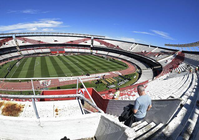 South American soccer body CONMEBOL