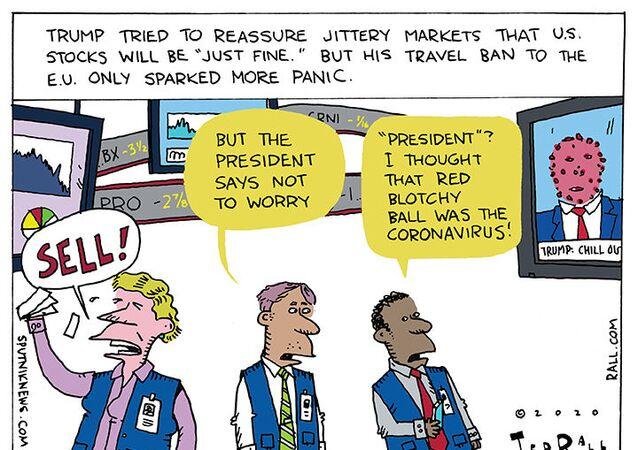 Trump Stock Panick